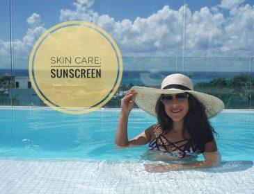 Skin care Paola Thompson Hotel