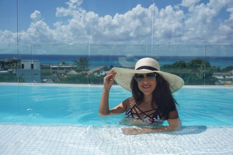 Paola @ Thompson Hotel Playa del Carmen