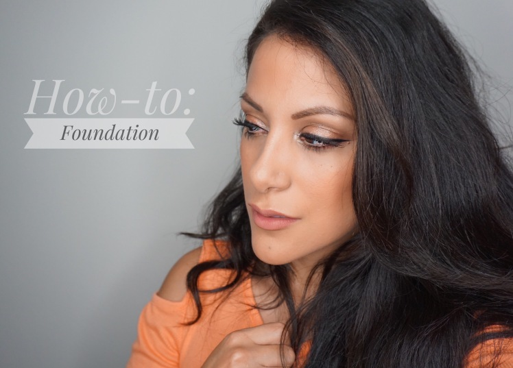 How-to: foundation Paola