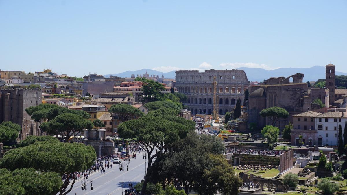 Europe Trip 2017 - Italy