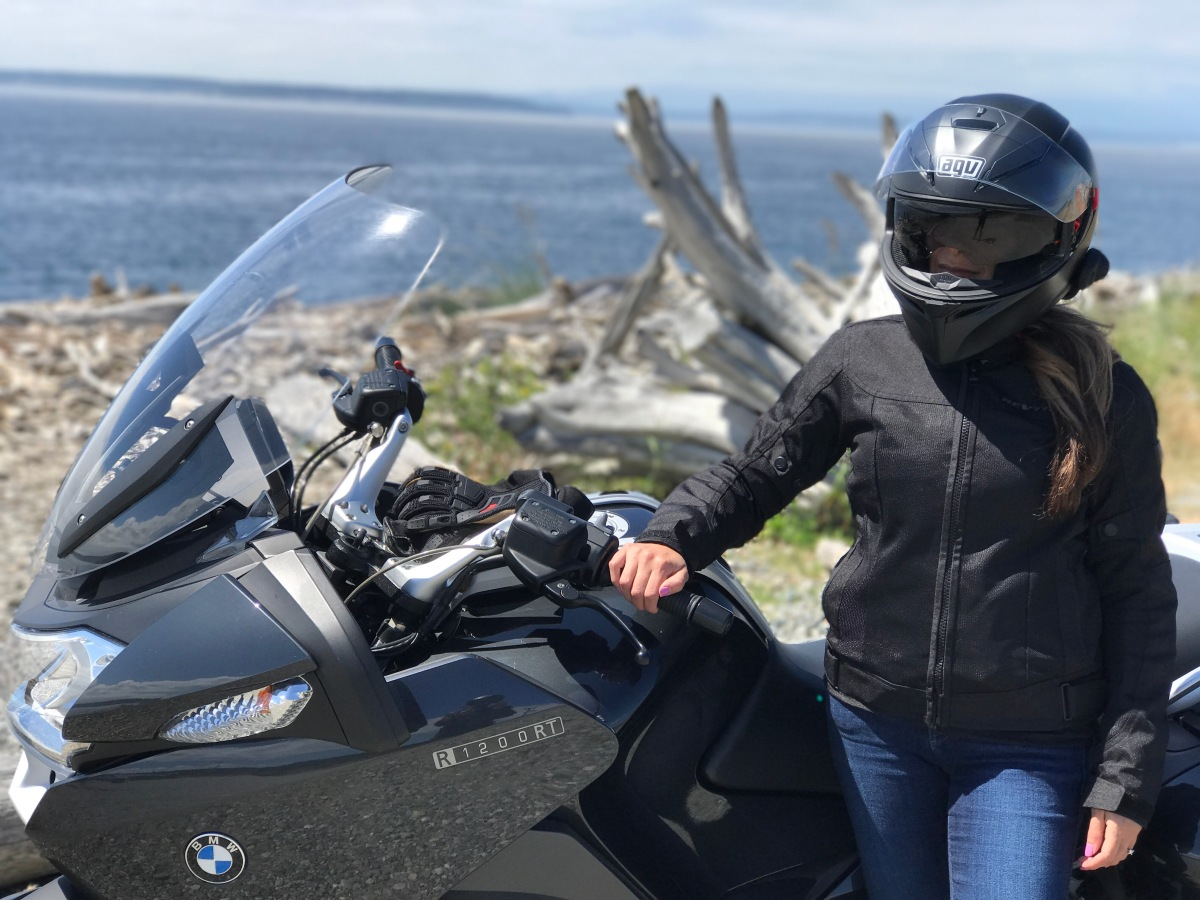 Motorcycle Adventure to Whidbey Island