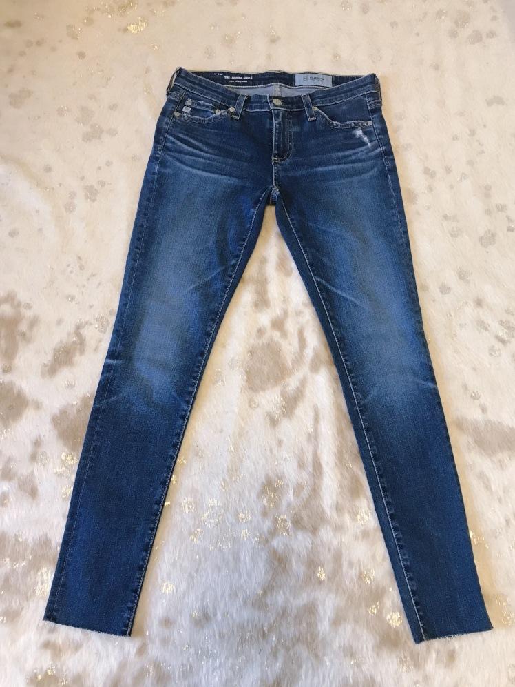 AG Jeans skinny ankle Nordstrom